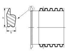 Уплотнительные кольца из эластомера ЕПДМ
